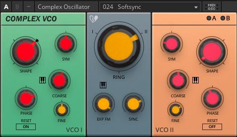 Complex Oscillator, by Benjamin Poddig