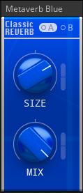 Metaverb Blue