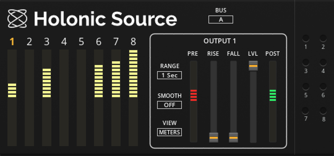 Reaktor Holonic Source@